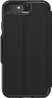Gear4 Oxford Eco Apple iPhone SE 2/8/7/6/6s Book Case Black
