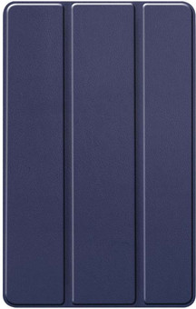 Just in Case Galaxy Tab S6 Lite Smart Tri-Fold Case Blue