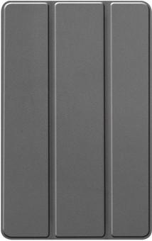 Just in Case Galaxy Tab S6 Lite Smart Tri-Fold Case Gray