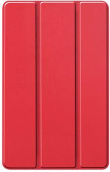 Just in Case Galaxy Tab S6 Lite Smart Tri-Fold Case Red