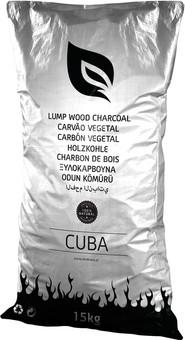 Ecobrasa Cuba Charcoal 15kg