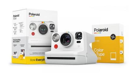 Polaroid Now Everything Box White