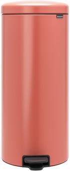 Brabantia NewIcon Pedal bin 30 Liter Pink