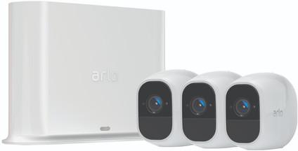 Arlo PRO 2 3-pack
