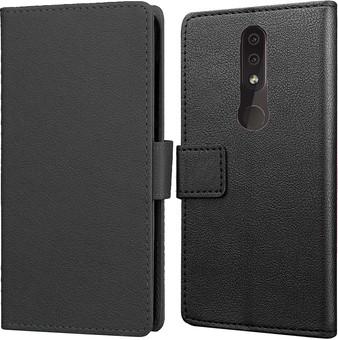 Just in Case Wallet Nokia 4.2 Book Case Black