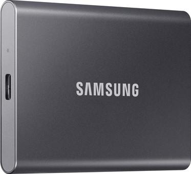 Samsung Portable SSD T7 500GB Gray