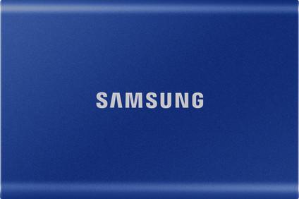 Samsung Portable SSD T7 500GB Blue