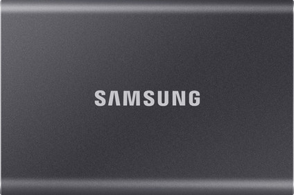 Samsung T7 Portable SSD 1TB Gray