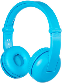House of Music BuddyPhones Play Blue