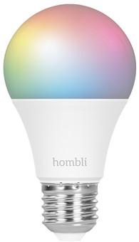 Hombli Smart Bulb E27 Dimmable White and Color