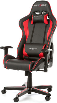 DXRacer FORMULA Gaming Chair Black/Red