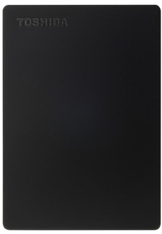 Toshiba Canvio Slim 1TB Black