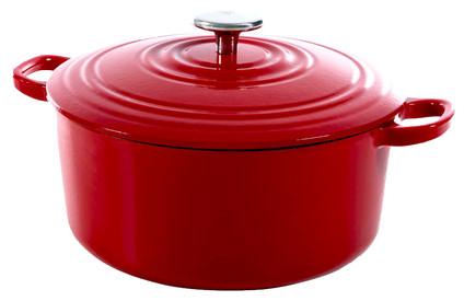 BK Bourgogne Dutch Oven 24cm Chili Red