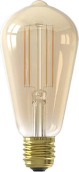 Calex WiFi Smart ST64 Gold Filament E27