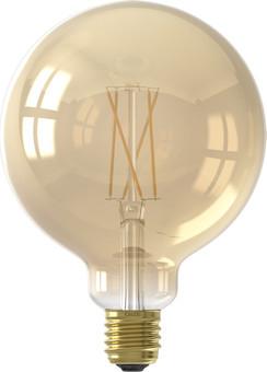 Calex WiFi Smart G125 Gold Filament E27