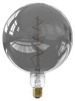 Calex WiFi Smart XXL G200 Globe Lamp Titanium E27