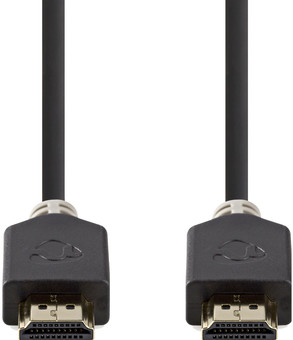 Nedis HDMI 2.1 cable Gold-plated 1 meter