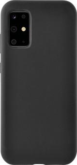 Azuri Samsung Galaxy S10 Lite Back Cover Silicone Black