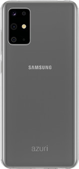 Azuri TPU Samsung Galaxy S10 Lite Back Cover Transparent