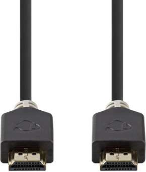 Nedis HDMI 2.1 cable Gold-plated 2 meters
