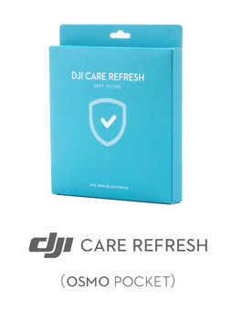 DJI Care Refresh Card Osmo Pocket