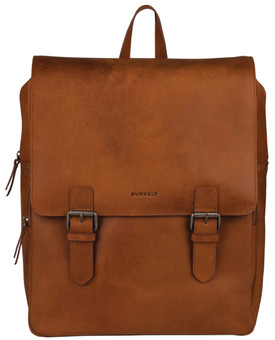 Burkely On The Move 14 inches Cognac 13L