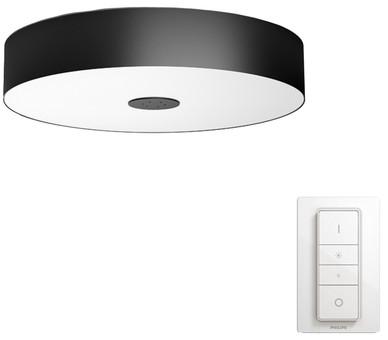 Philips Hue Fair Ceiling Lamp White Ambiance Bluetooth Black