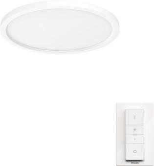 Philips Hue Aurelle Ceiling Lamp White Ambiance Round