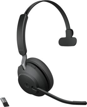 Jabra Evolve2 65 Link380a MS Mono Black