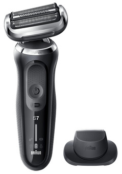 Braun Series 7 70-N1200s Silver with precision trimmer