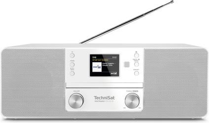 TechniSat DigitRadio 370 CD IR White