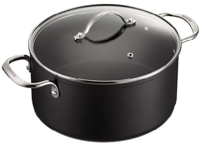 Brabantia Chrome Cooking Pot 20cm