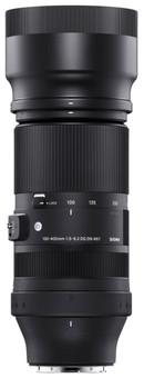 Sigma 100-400mm F5-6.3 DG DN OS Contemporary Sony E-mount
