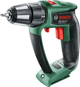 Bosch PSR 18 LI-2 Ergonomic (without battery)