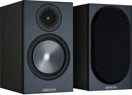 Monitor Audio Bronze 6G 50 Black (per pair)