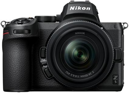 Nikon Z5 + Nikkor Z 24-50mm f/3.5-6.3