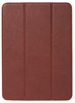 Decoded Apple iPad Pro 11 inches Book Case Leather Brown