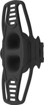 BoneSport Bike Tie 3 Pro Universal Bike Phone Mount Black