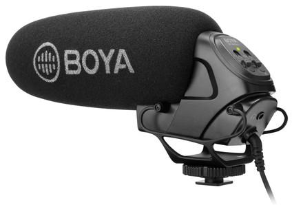 Boya BY-BM3031 Supercardioid Shotgun Microphone