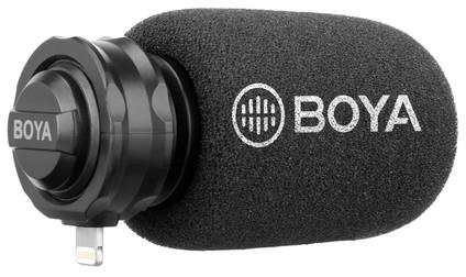 Boya BY-DM200 Cardioid Video Microphone for iOS