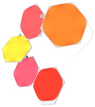Nanoleaf Shapes Hexagons Starter Kit Mini 5-Pack