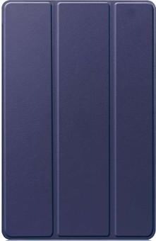 Just in Case Tri-Fold Samsung Galaxy Tab A7 (2020) Book Case Blue