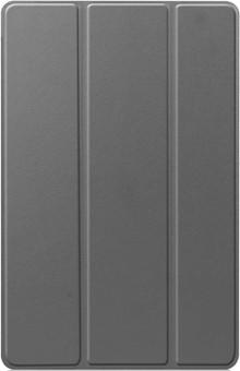 Just in Case Tri-Fold Samsung Galaxy Tab A7 (2020) Book Case Gray