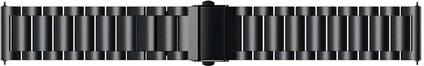 Just in Case Samsung Galaxy Watch3 45mm Metal Strap Black