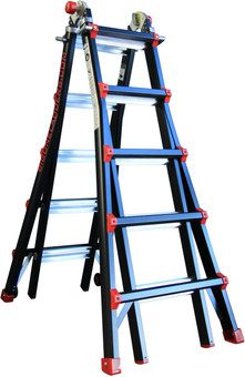 Bigone telescopic ladder 4x5