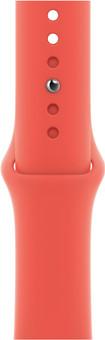 Apple Watch 38/40mm Silicone Watch Strap Sport Pink Citrus