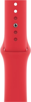 Apple Watch 42/44mm Silicone Watch Strap Sport RED