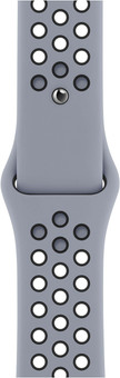 Apple Watch 38/40mm Silicone Watch Strap Nike Sport Obsidian Mist/Black