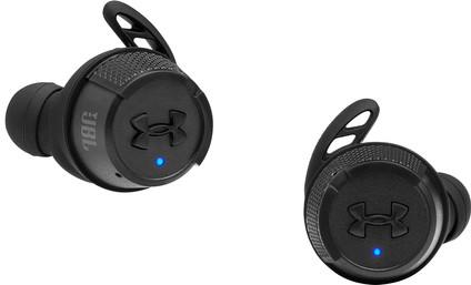 JBL Under Armor Sport Wireless FLASH X Black