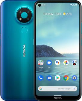 Nokia 3.4 32GB Blue